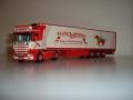 Frank de Ridder Scania trekker L01